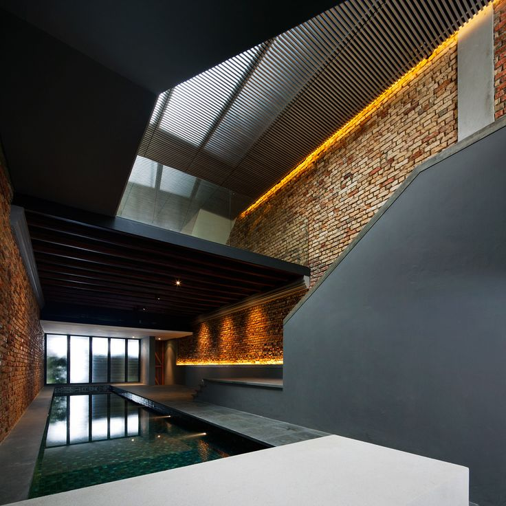 The Pool Shophouse / FARM