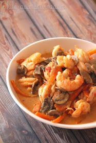 Philo aux fourneaux: Blanquette de crevettes