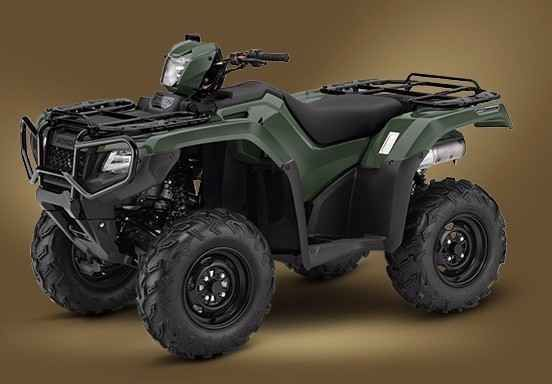 New 2017 Honda FourTrax Foreman Rubicon 4x4 ATVs For Sale in Virginia. Because a good ride can last all day long.It doesn't matter whether we're talking about architecture, transportation, clothing, food or music: the real greats stand the test of time. And when you're talking about all-terrain vehicles, that test means two things: how many hours a day you want to ride, and how long your ATV lasts.The Honda FourTrax Foreman Rubicon knocks it out of the park on both counts. It's a premium ATV…
