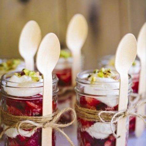 Picnic fødselsdag - trifli