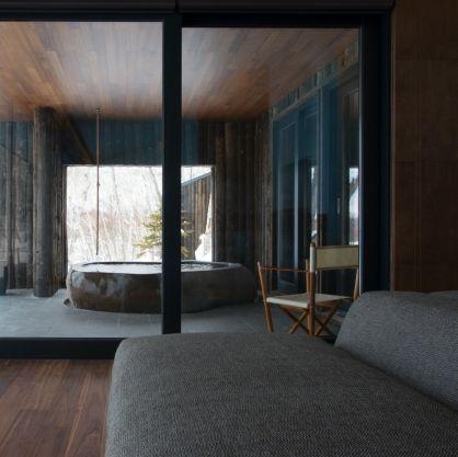 Onsen | Villa | Zaborin Ryokan 座忘林