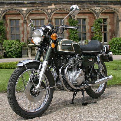 images  honda bikes  pinterest cb cafe racer vintage honda motorcycles