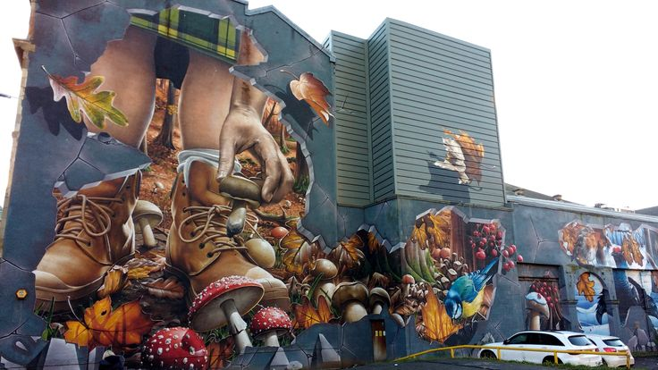 Sam Bates aka Smug |Street Artist #artpeople