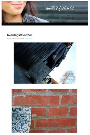My My Copenhagen on the blog Camillas Fashionlab