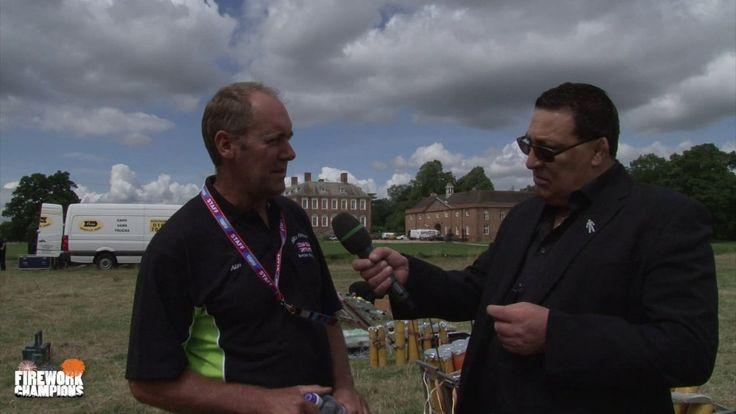 See our interview with WINNERS Blitz Fireworks at Stanford Hall, Leicestershire
