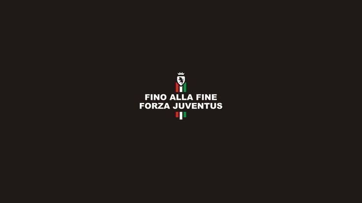 """Fino Alla Fine : Simple """"Juventus FC"""" Wallpaper by Hamzah Zein"""