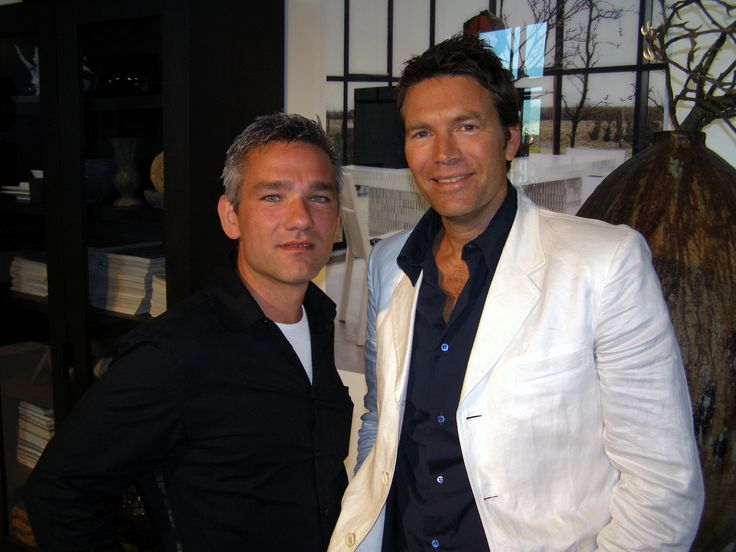 Founder of Planet Little together with the famous Dutch designer Piet Boon. http://www.pietboon.com