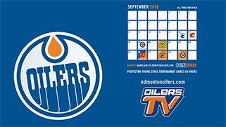 Edmonton Oilers Wallpaper - Edmonton Oilers - Multimedia