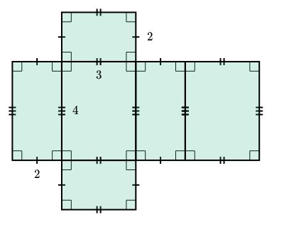 The 237 best images about khan on pinterest fifth grade math find this pin and more on khan surface area using nets ccuart Gallery