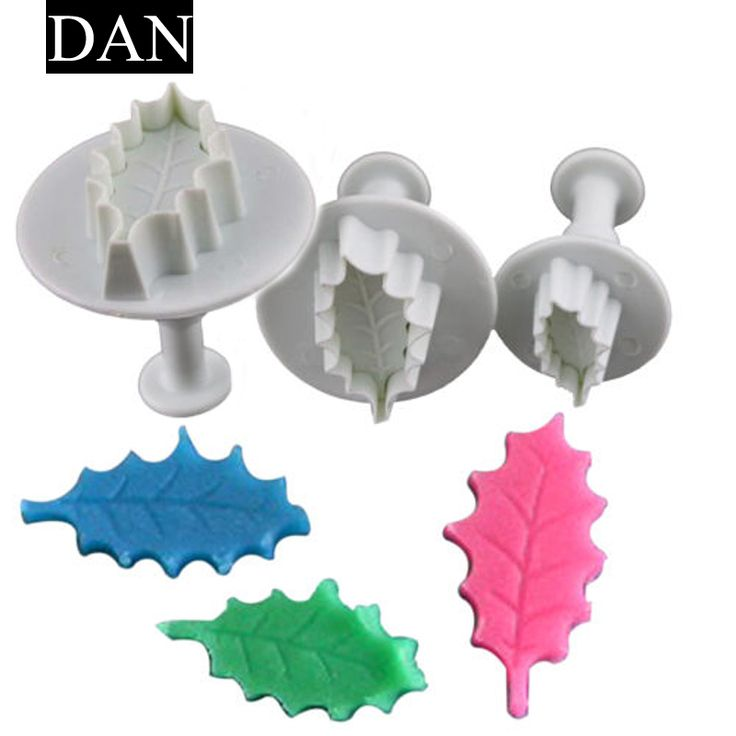 Goedkope Hot Koop 3 Stuks/partij Holly Leaf Cake Cutter Cookie Sugarcraft Decorating Mold Plunger Mould Tool Bakvormen Thuis Keuken Cakevorm, koop Kwaliteit   rechtstreeks van Leveranciers van China: Hot Koop 3 Stuks/partij Holly Leaf Cake Cutter Cookie Sugarcraft Decorating Mold Plunger Mould Tool Bakvormen Thuis Keuken Cakevorm