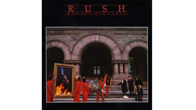 Rush, 'Moving Pictures' (1981)