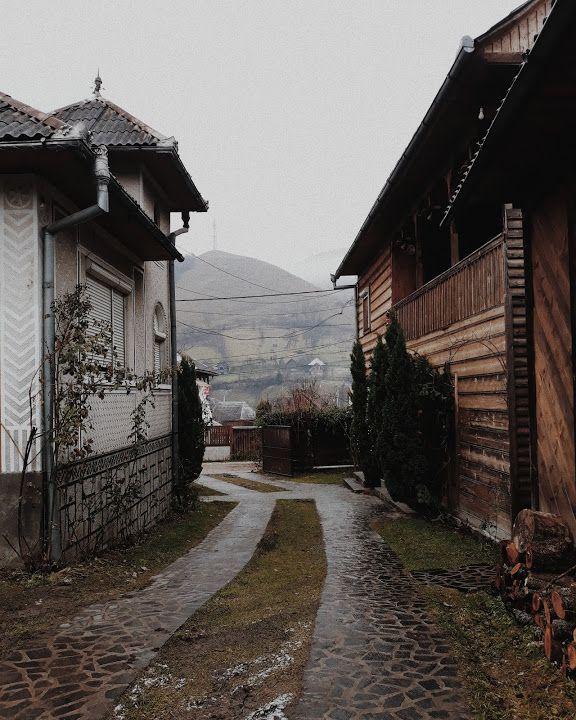Maramures, Romania - by Adelina S. Gray