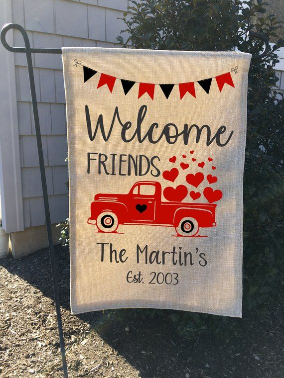 Get Your Valentines Day Themed Flags In Our Etsy Shop