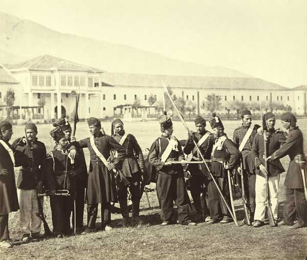 Bitola, Ottoman troops 02 - Military of the Ottoman Empire - Wikipedia