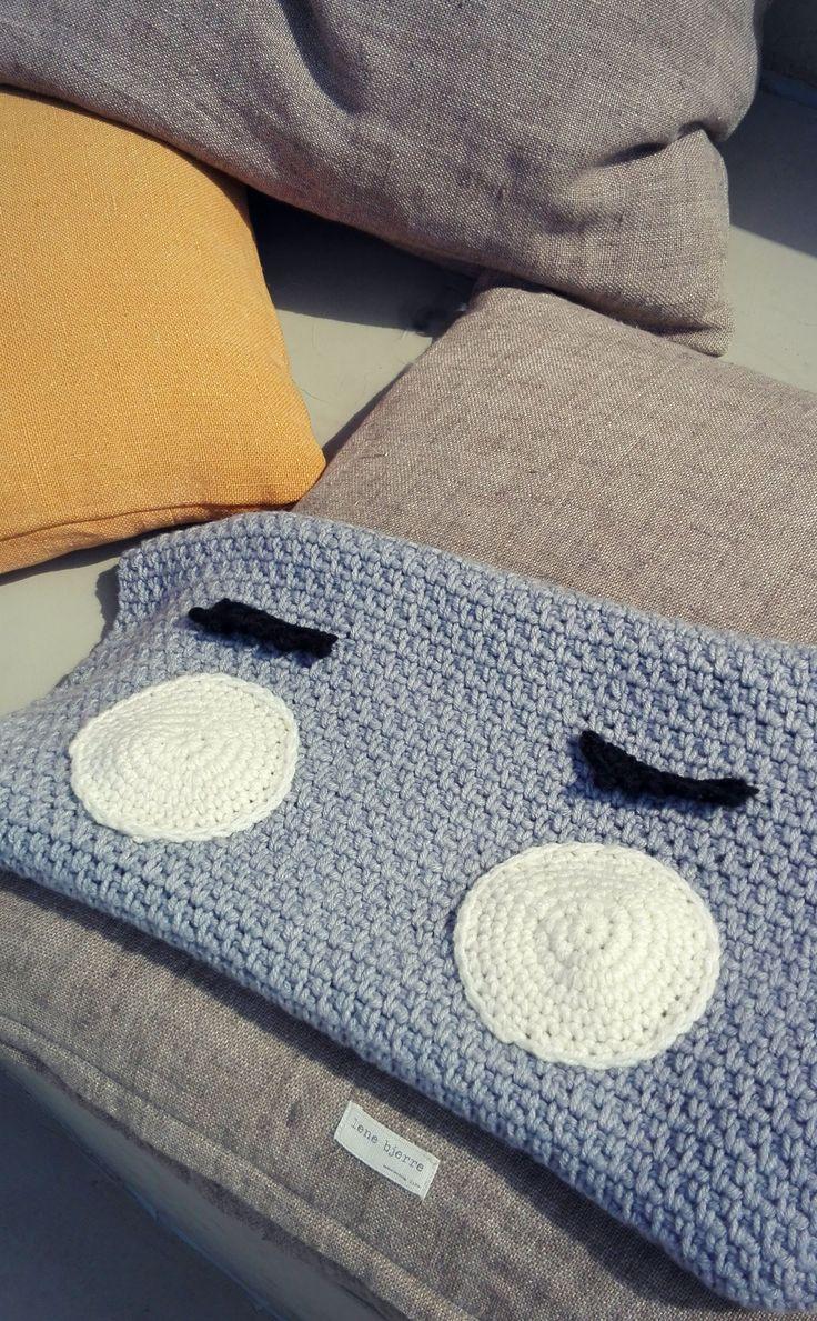 Crochet Handmade Baby Blanket. Uncinetto fatto a mano copertina bambini