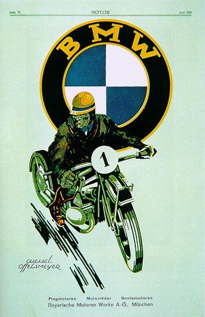 bmw motorrad 1923