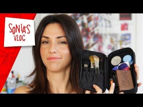 Travel Tips: How to Pack your Makeup - YouTube