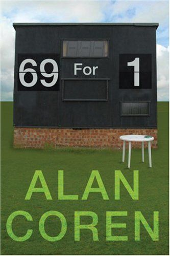 69 for 1: Alan Coren
