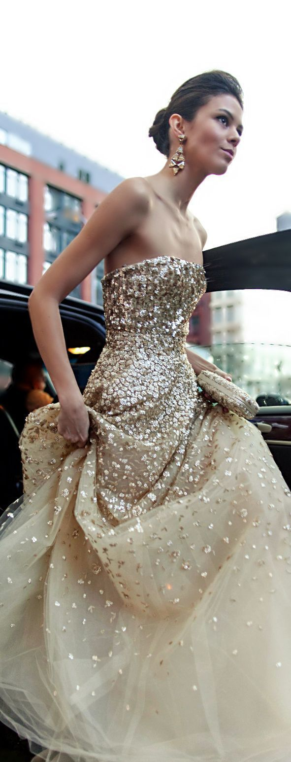 1159 best All Dressed UP images on Pinterest | Evening gowns, Nice ...