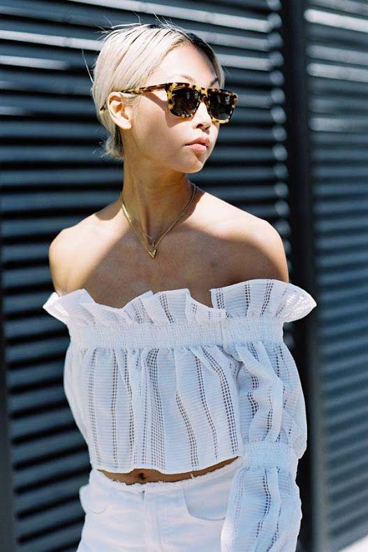 New York Fashion Week SS 2016....Vanessa