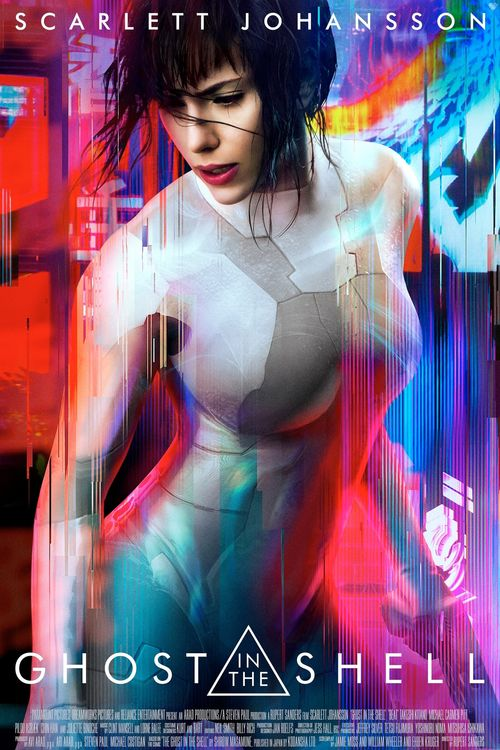 Ghost in the Shell (2017) Full Movie Streaming HD