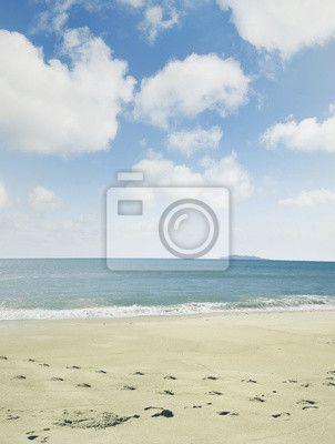 Fototapeta Plaża drukuje