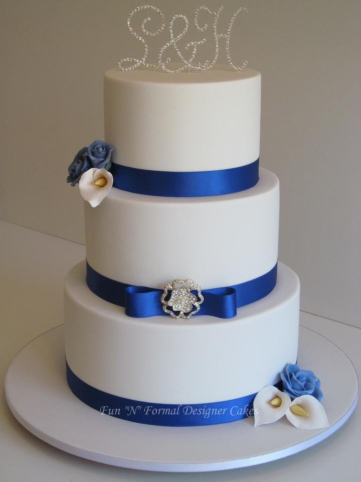 3 Tier Wedding Cake By FunNFormal Cake Designs Perth Western Australia Youll Find This Cake
