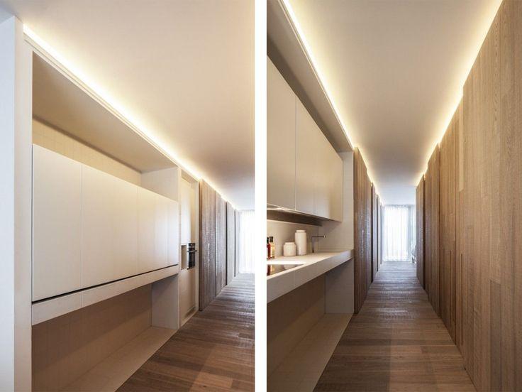 Reforma pasillos construcci n calcular reforma obra for Tipos de cocina arquitectura