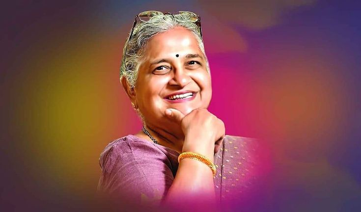 60 likes 0 comments sudha murthy official sudha