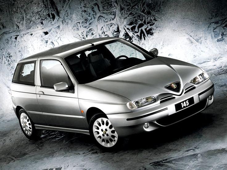Alfa Romeo 145 (1999 - 2000).