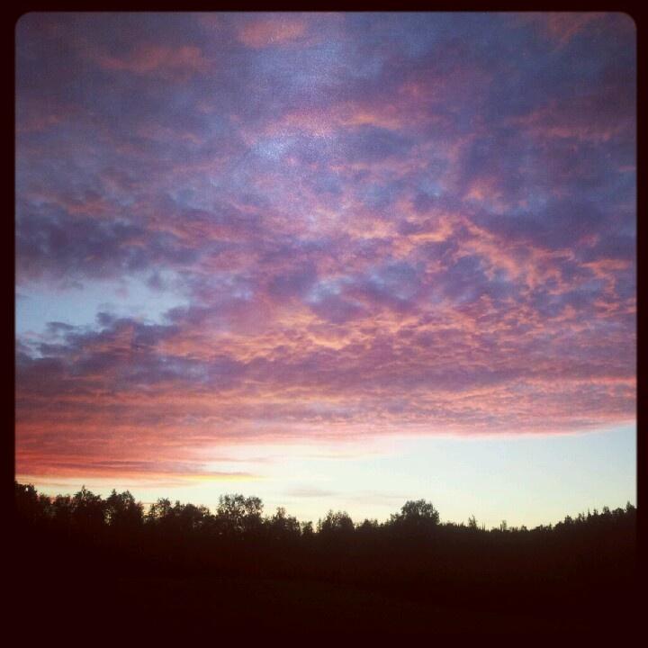 Vakker himmel