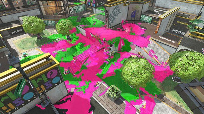 Review: Splatoon 2 takes Nintendos colorful shooter to the next level