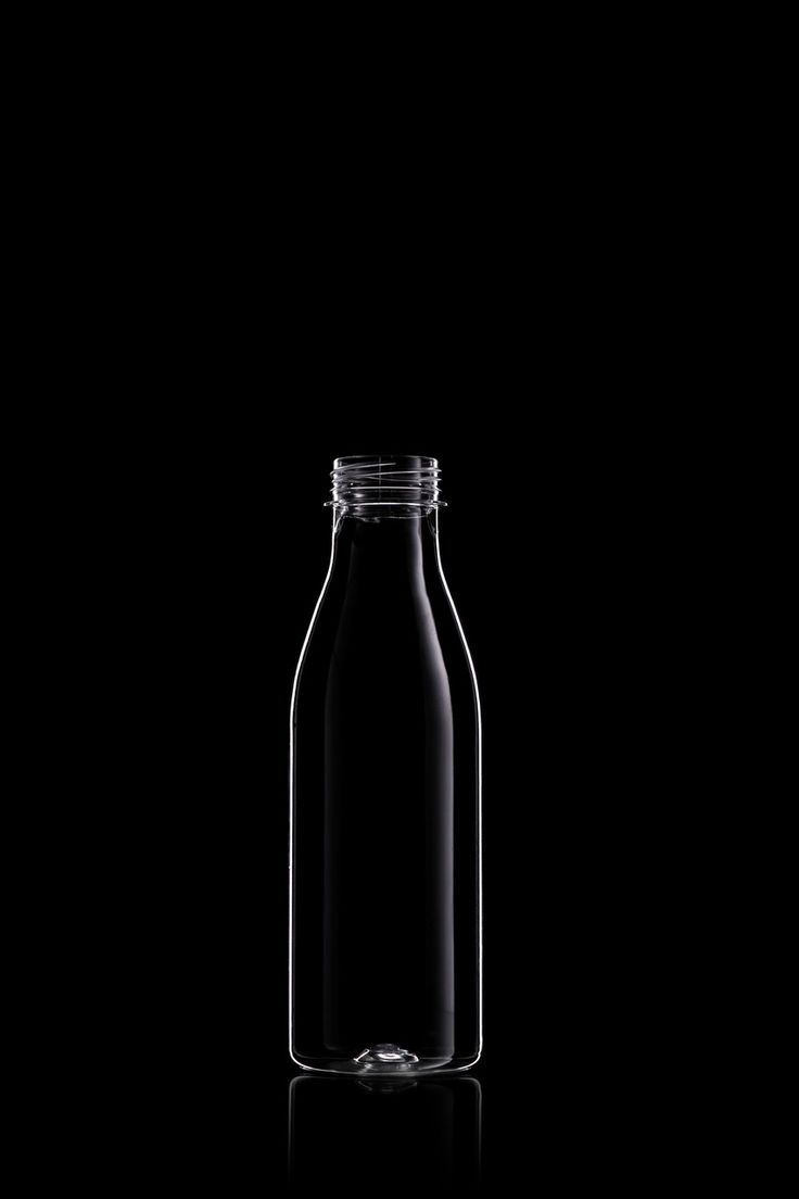 "Бутылка 0.5 литра горловина диаметром 38 мм | Казанский Завод ""Европласт"""