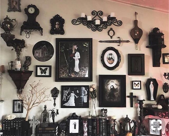 Repost Gothic Darkness Home Gothaesthetic Gothcouple