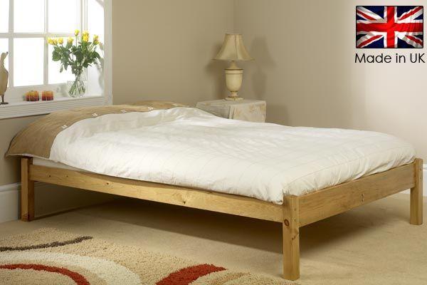 Sleepy Dreams Studio Wooden Double Bed Frame