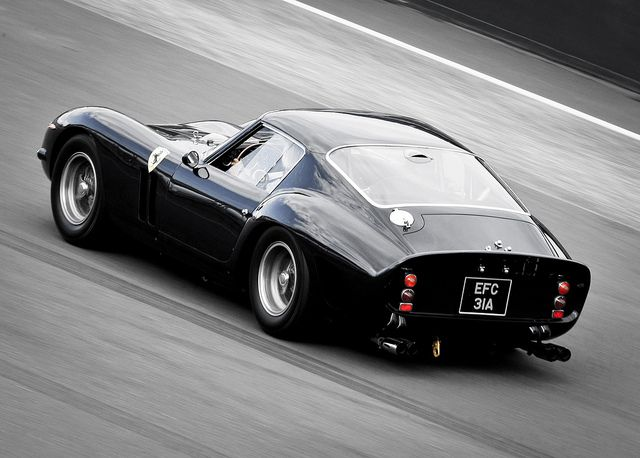 Ferrari 250 GTO @ Le Mans Classic '12. Photo by Rupert Procter