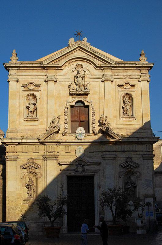 my next door neighbor. Taranto.