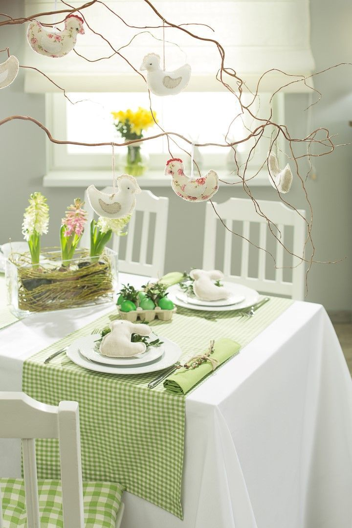 Ester table. #dekoria #ester #wielkanoc #inspirations #inspiracje #jadalnia #diningroom #interior #wnetrza #urzadzamy #decorations #dekoracje