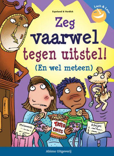 Uitstelgedrag en andere delen. Lach en leer is een reeks boekjes die gericht is op de kinderen zelf. In deze reeks worden volwassen onderwerpen speciaal en duidelijk aan kinderen uitgelegd.