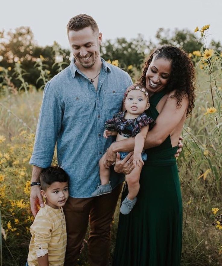 monoracial parents with biracial children Findings of qualitative study of black-white families consisting of biracial children/monoracial parents are summarized, and concrete suggestions offered for working with multiracial families in clinical settings.