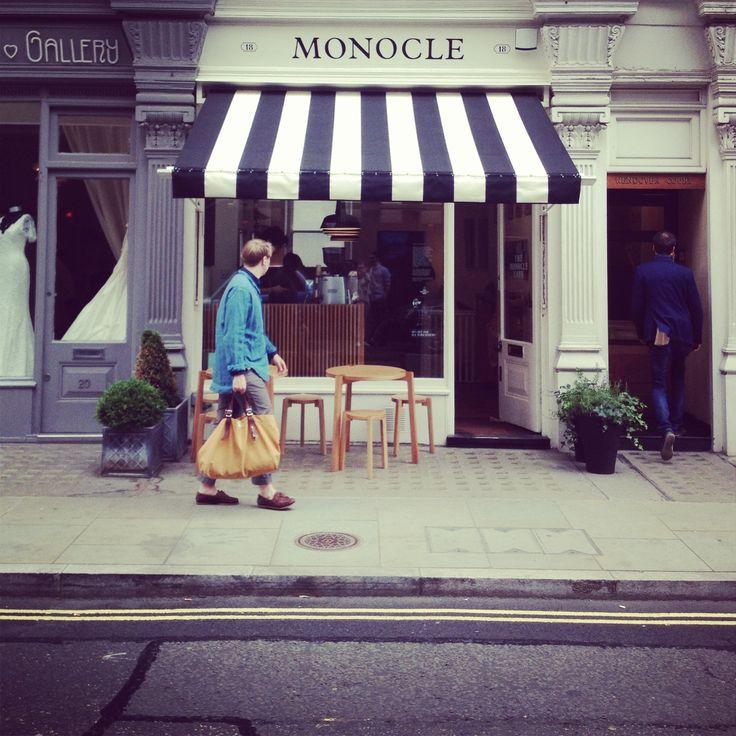 Madrid needs more #Monocle Café.