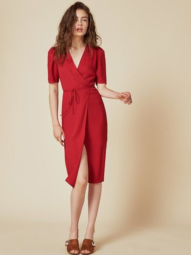 The Marta Dress  https://www.thereformation.com/products/marta-dress-poinsettia?utm_source=pinterest&utm_medium=organic&utm_campaign=PinterestOwnedPins