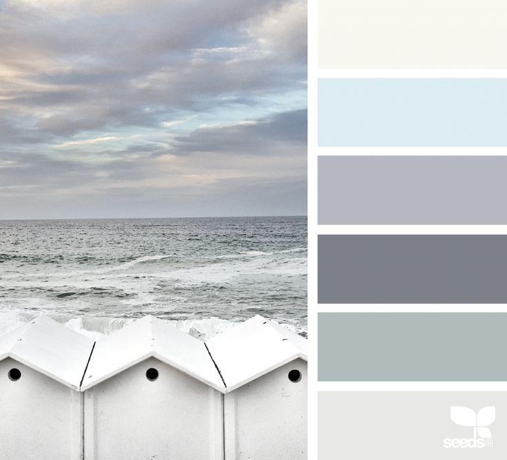 Seaside Hues   Design Seeds