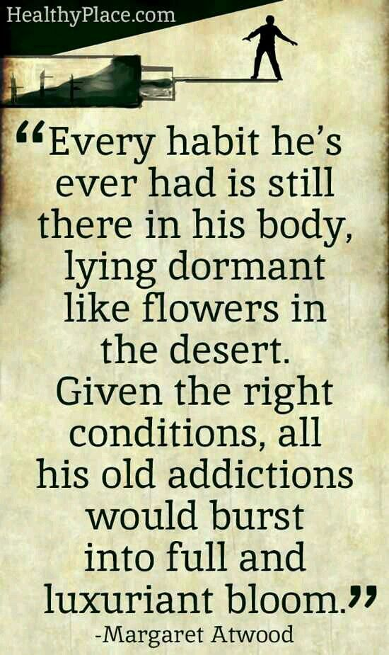 Addiction: A Lifelong Battle