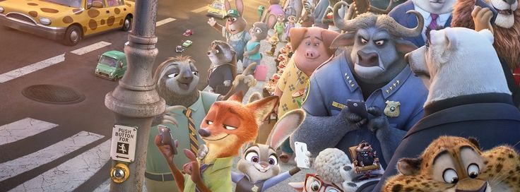 The new Disney's Zootopia trailer are arrived, right in time before 2016!   In the animal city of Zootopia, a fast-talking fox who's trying to make it big goes on the run when he's framed for a crime he didn't commit. Zootopia's top cop, a self-righ...