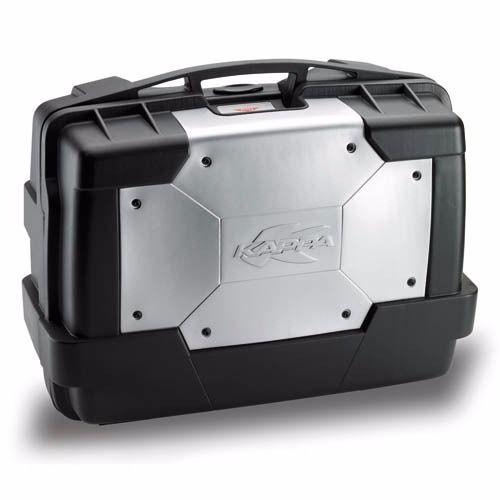 Scontato del -20% approfittane ora! Coppia di valigie laterali KAPPA KGR33 nere. Pagamenti sicuri, reso facile, garanzia 2 anni.