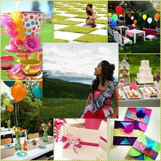 Tendencias Quinceañeras: Quintas para Eventos. Te traemos algunas ideas!!!!