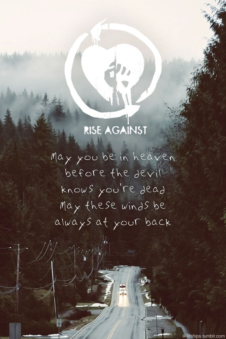 Rise Against People Live Here lyrics From the album The Black Market