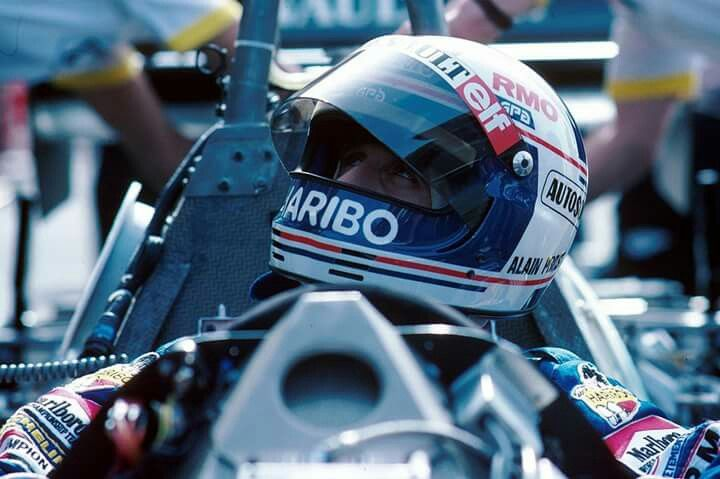 Alain Prost - 1983