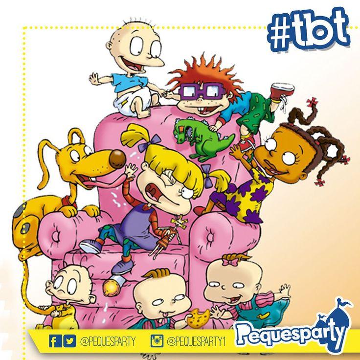 """#tbt """"Un bebé tiene que hacer lo que un bebé tiene que hacer!"""" Las aventuras de #tommy y sus amigos revolucionaron la #tv  a principios de los #90s con #rugrats Aventuras en pañales un programa lleno de ocurrencias y buenos momentos. #tommypickles #nickelodeon #animacion #television #programas #series #mcbo #zulia #vzla #marketing #activaciones #retropeque"""